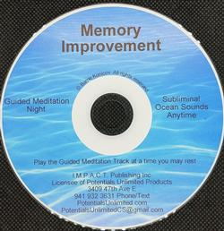 Memory Improvement Ocean Sounds