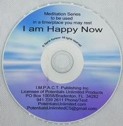 I am Happy Now Meditation Series