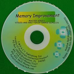 Memory Improvement Master